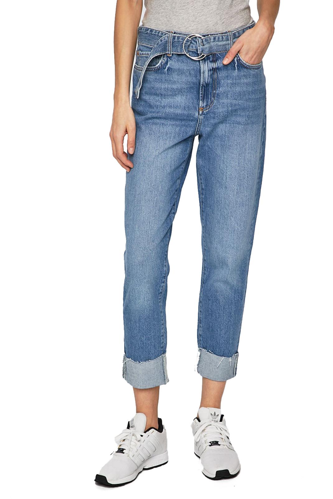 Femme  Guess jeans W92A54D3LD0 TWEET WASH