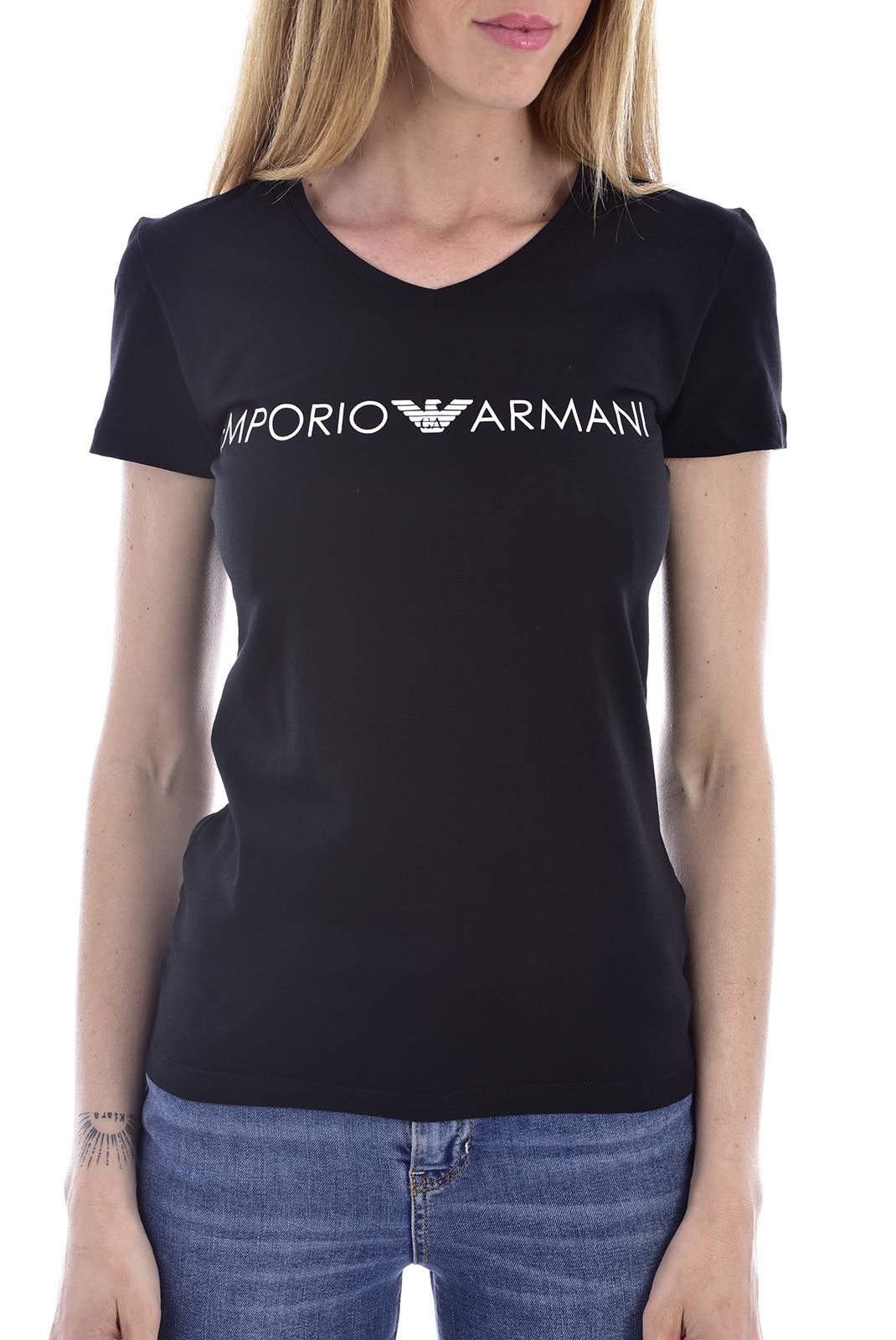 Tops & Tee shirts  Emporio armani 163321 0P317 00020 NERO