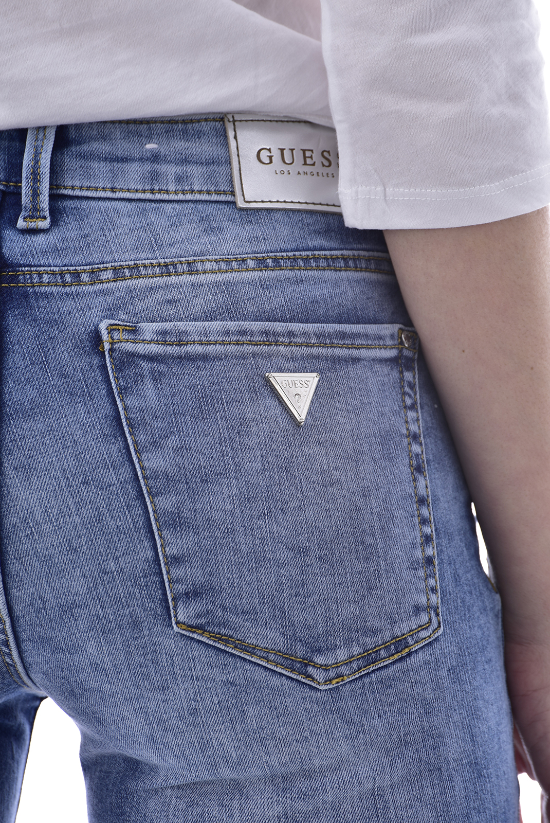 Jeans   Guess jeans W0GA99 D41F1  ANNETTE WPLCPLACE.