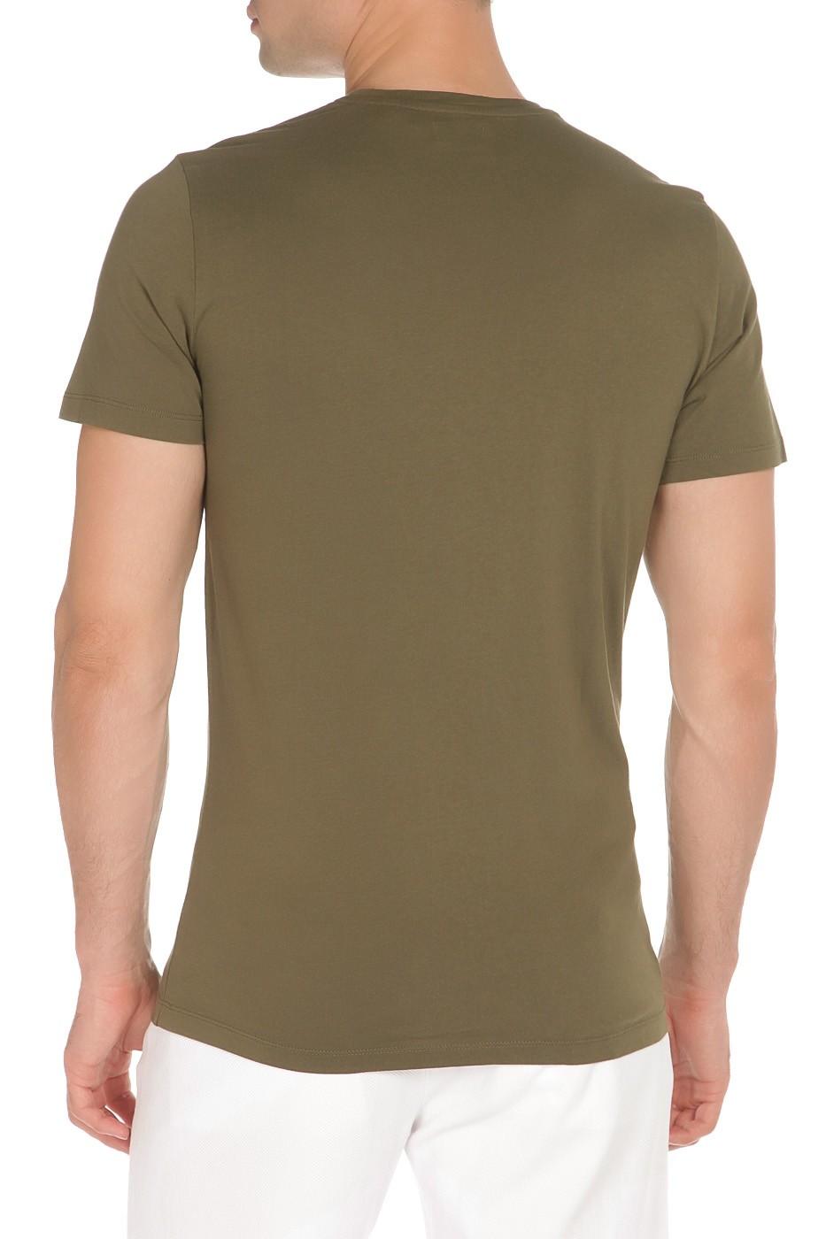 Tee-shirts  Diesel OOSC4W FEDDO 51F KAKI