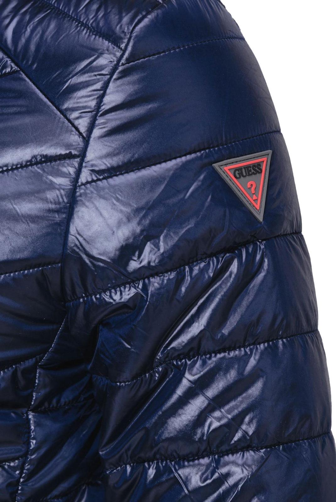 Blousons / doudounes  Guess jeans M91L24WB0M0 BLUE NAVY