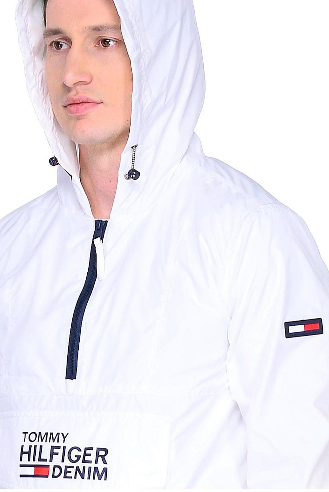Blousons / doudounes  Tommy Jeans DM0DM02177100 100 CLASSIC WHITE