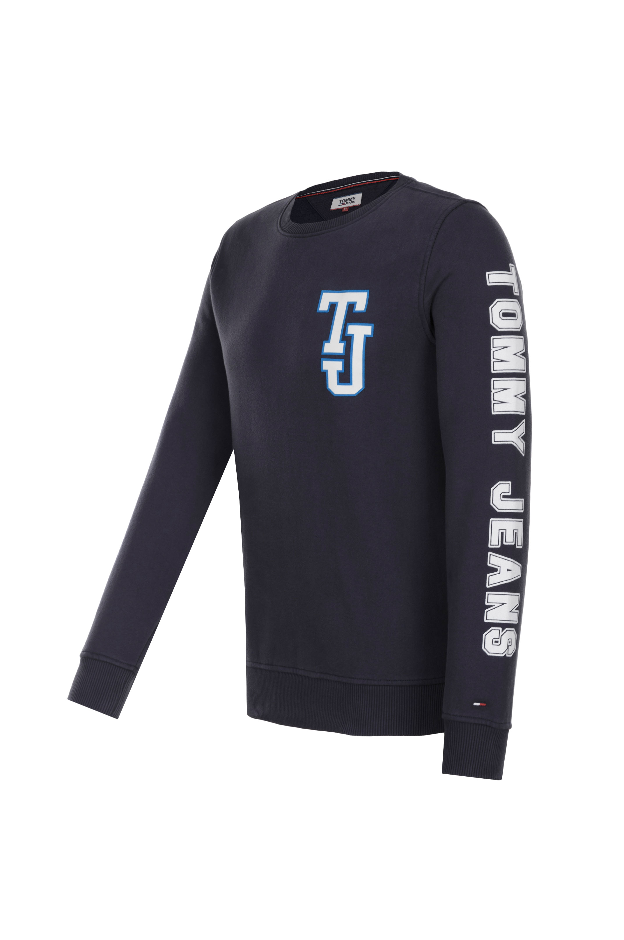 Pulls & Gilets  Tommy Jeans DM0DM03649002 002 BLACK IRIS