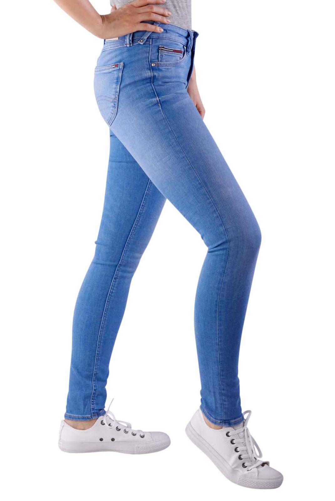 Femme  Tommy Jeans DW0DW01626911 911 DYNAMIC ELECTRIC MID STRETCH