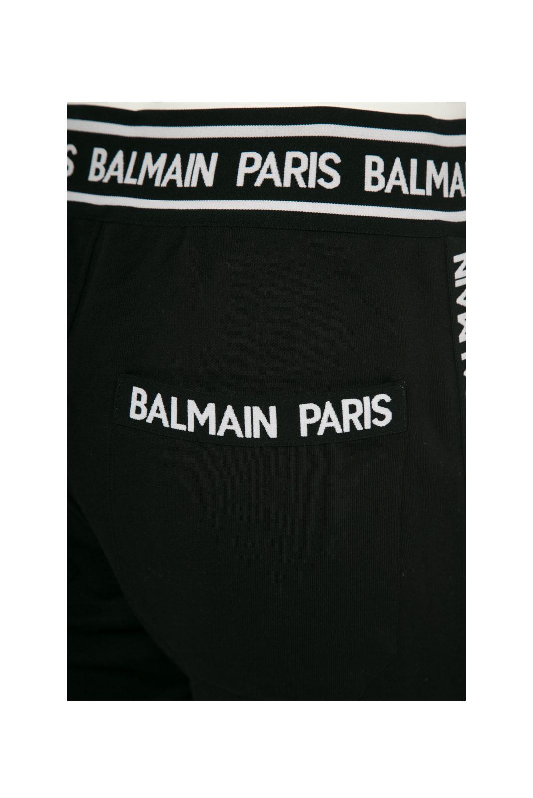 Homme  Balmain RH15631 0PA NOIR