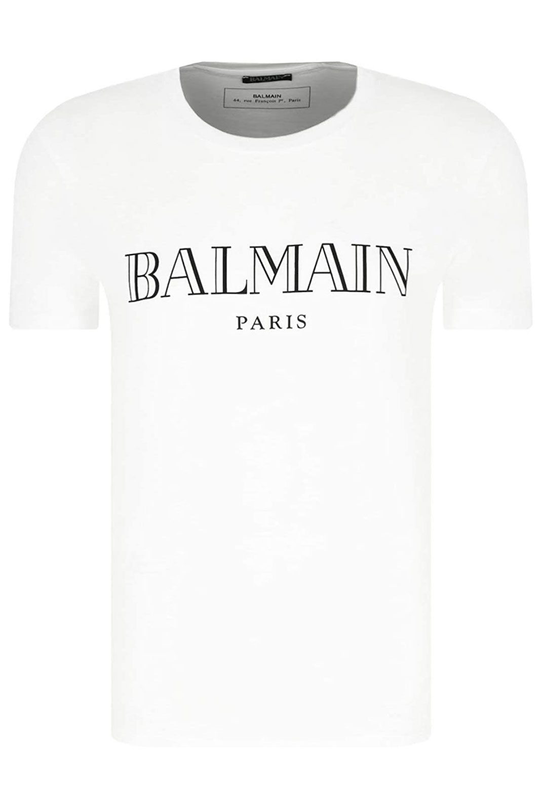 T-S manches courtes  Balmain W8H8601 100 WHITE