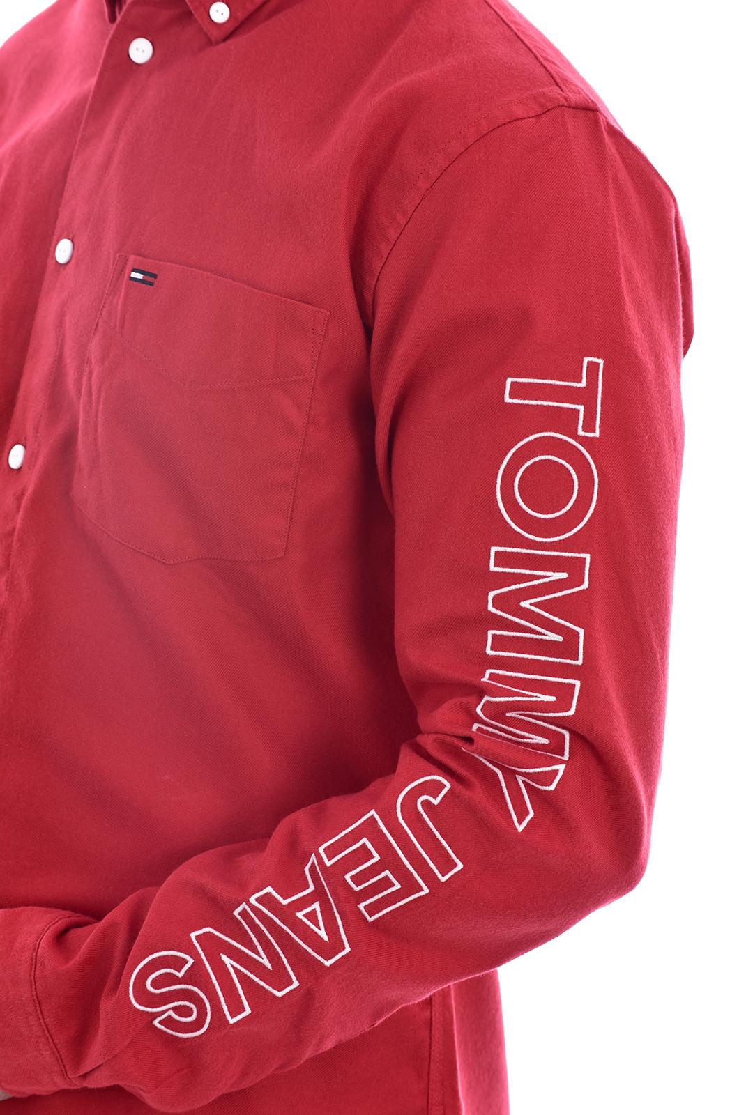 Chemises manches longues  Tommy Jeans DM0DM04997602 602 SAMBA / MULTI