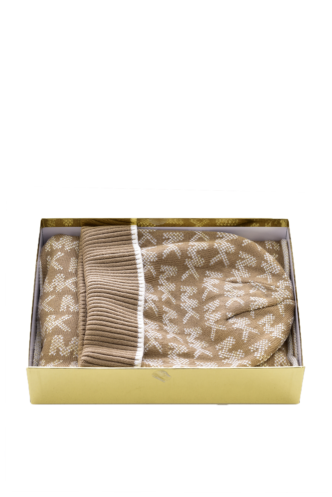 Echarpe, Foulard  Michael Kors 538163 DARK CAMEL GOLD