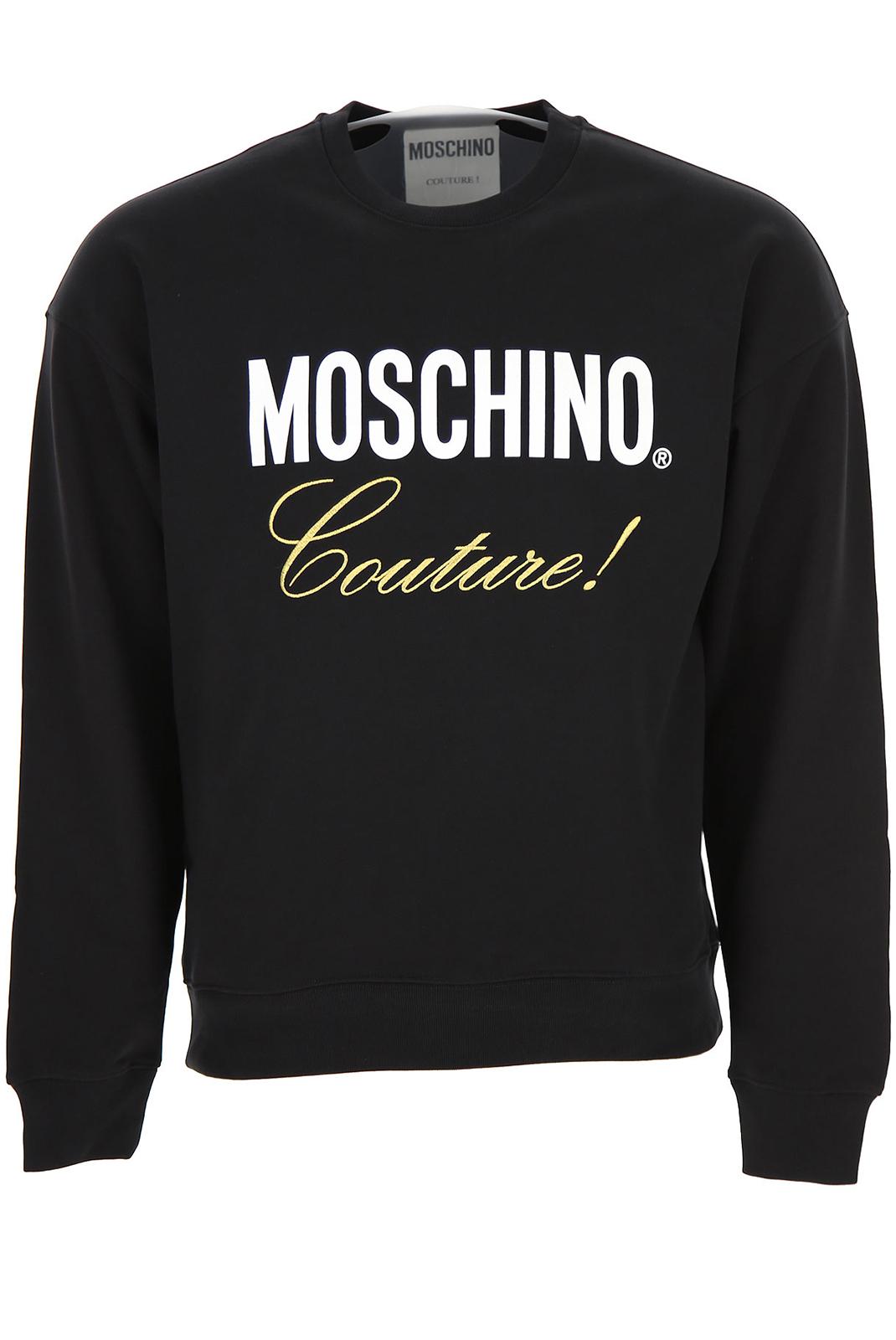 Sweatshirts  Moschino ZA1719 1555 NOIR
