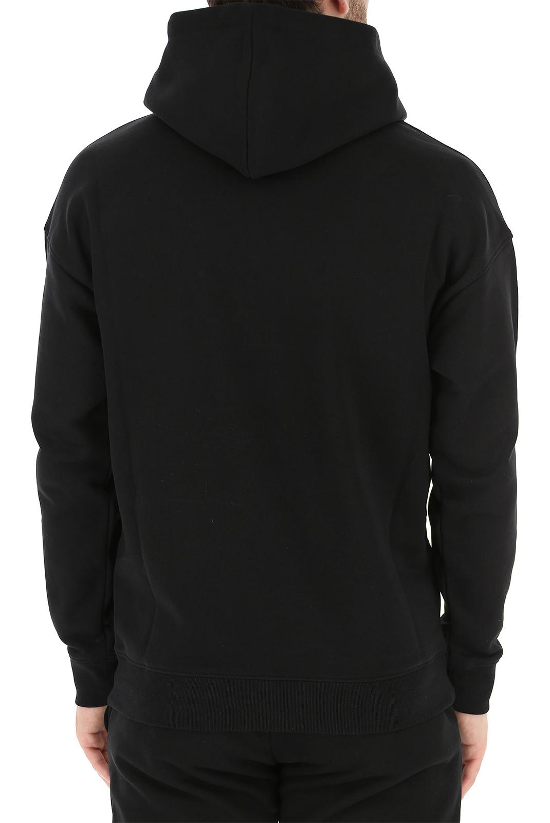 Sweatshirts  Moschino ZA1731 1555 NOIR