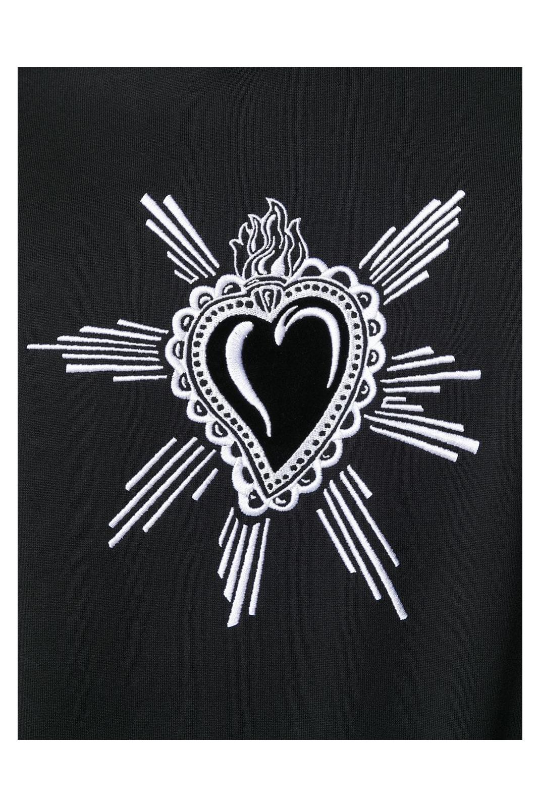 Sweatshirts  Dolce&Gabbana G9OF9T N0000 BLACK