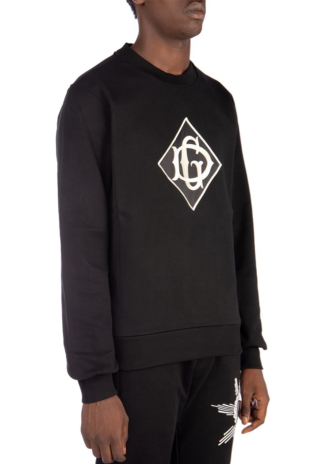 Sweatshirts  Dolce&Gabbana G9OW6Z N0000 BLACK