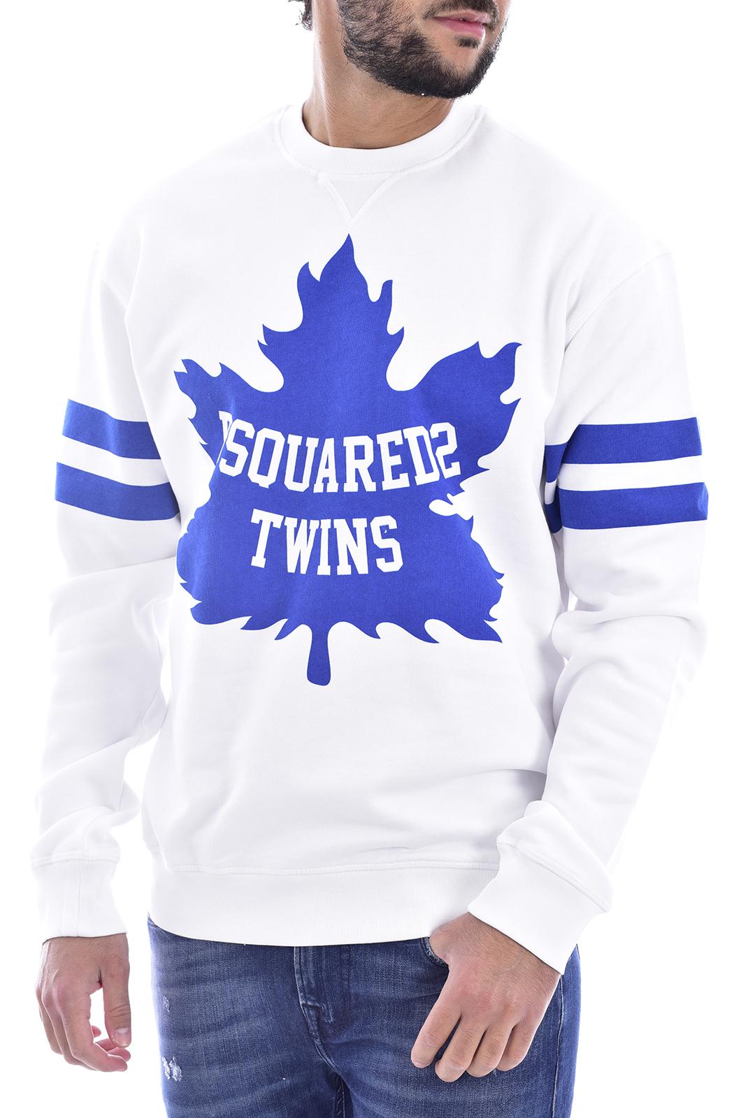 Sweatshirts  Dsquared2 S74GU0329 100 WHITE