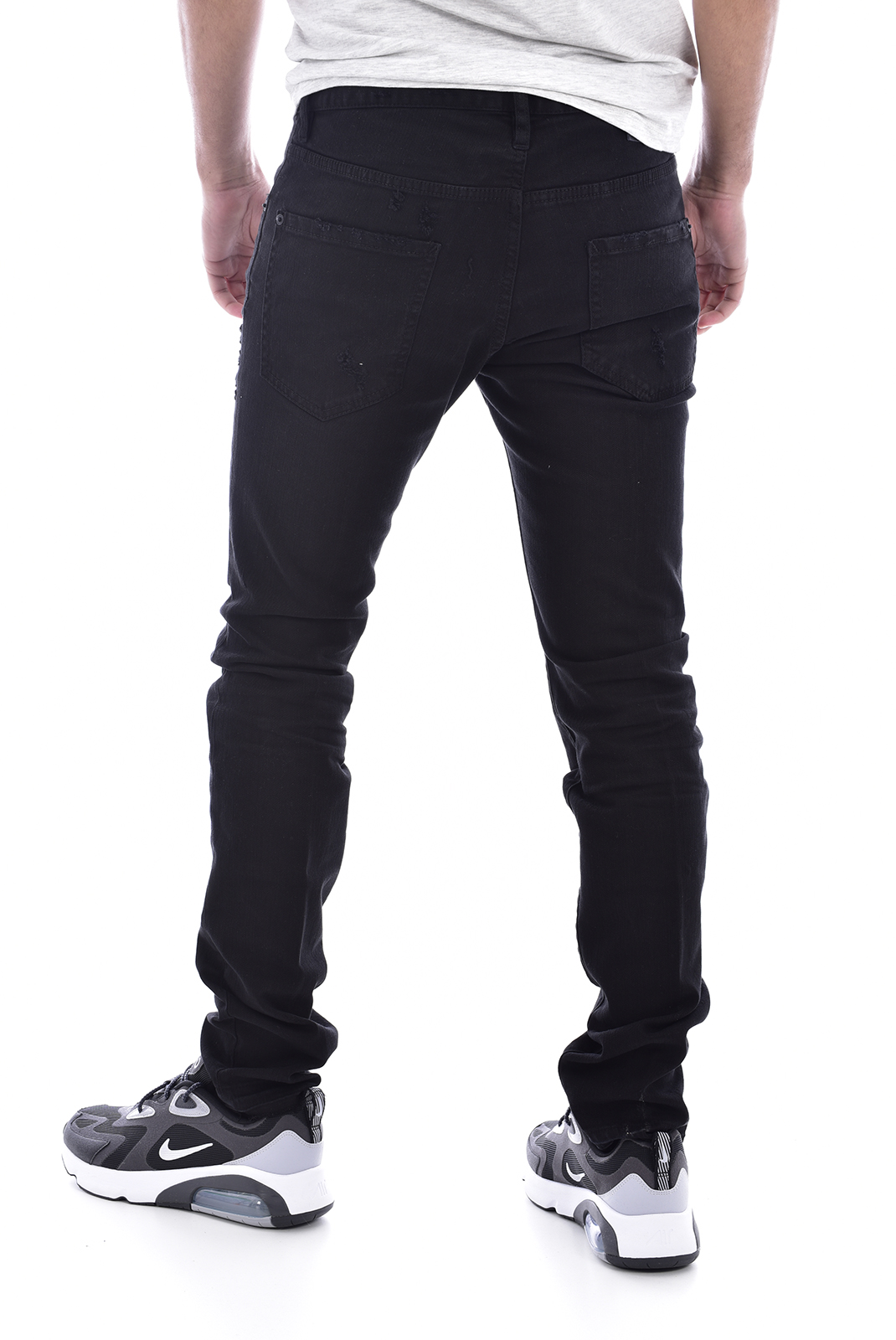 tapered  Dsquared2 S71LB0525 900 BLACK