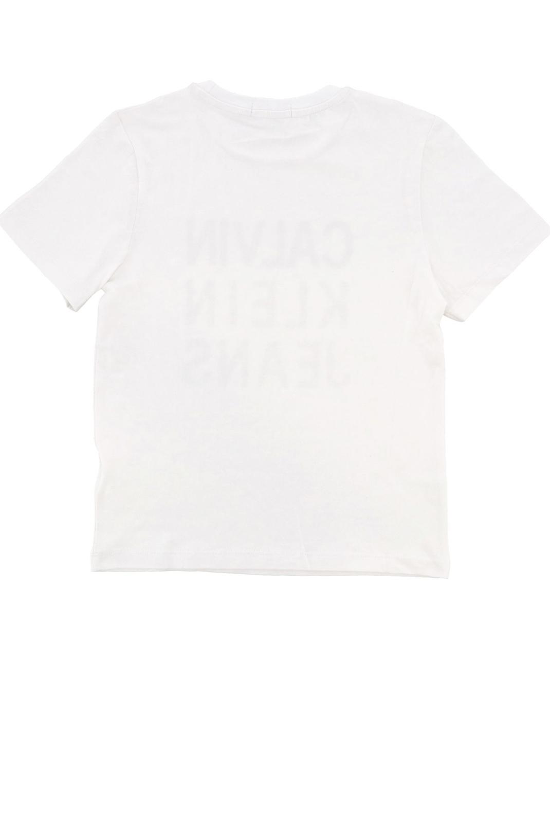 Hauts  Calvin klein IB0IB00325-YAF- Bright White