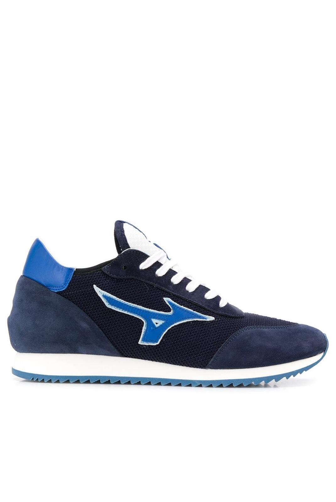 Chaussures   Mizuno D1GB195927 ETAMIN   BLUE/BLUE/BL