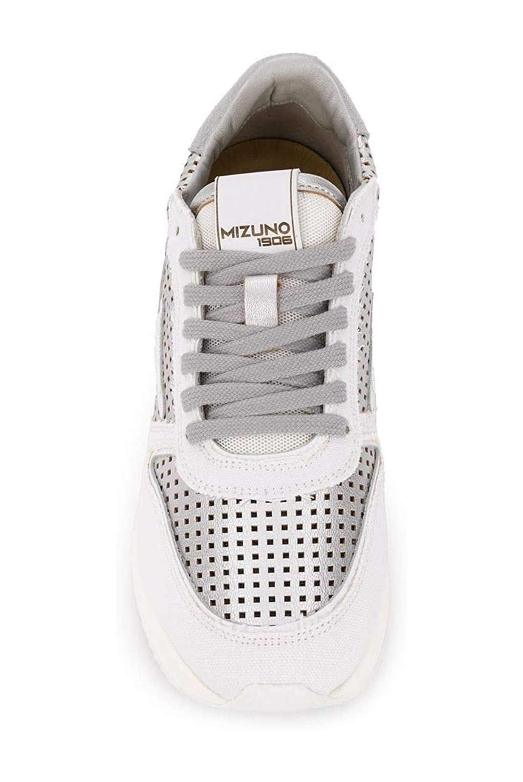 Chaussures   Mizuno D1GC196003 ETAMIN  SILVER/GREY/W