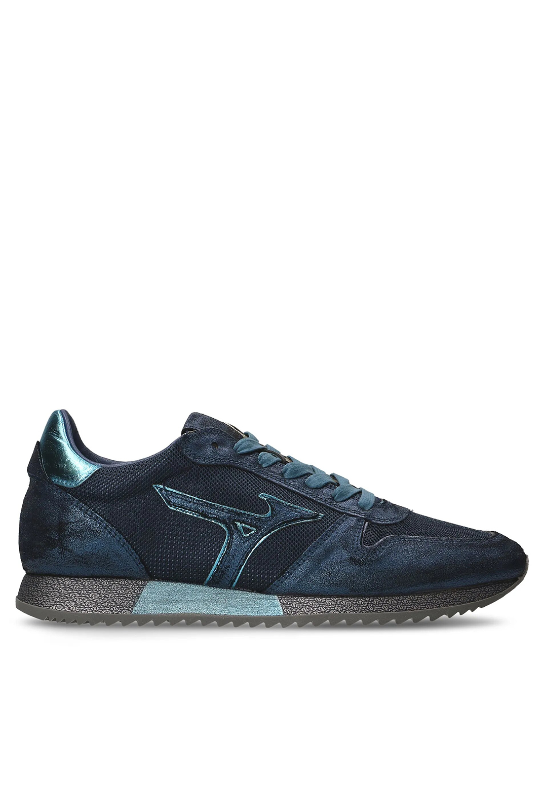 Chaussures   Mizuno D1GE181027 ETAMIN 2 LI BLUE/BLUE/BLUE