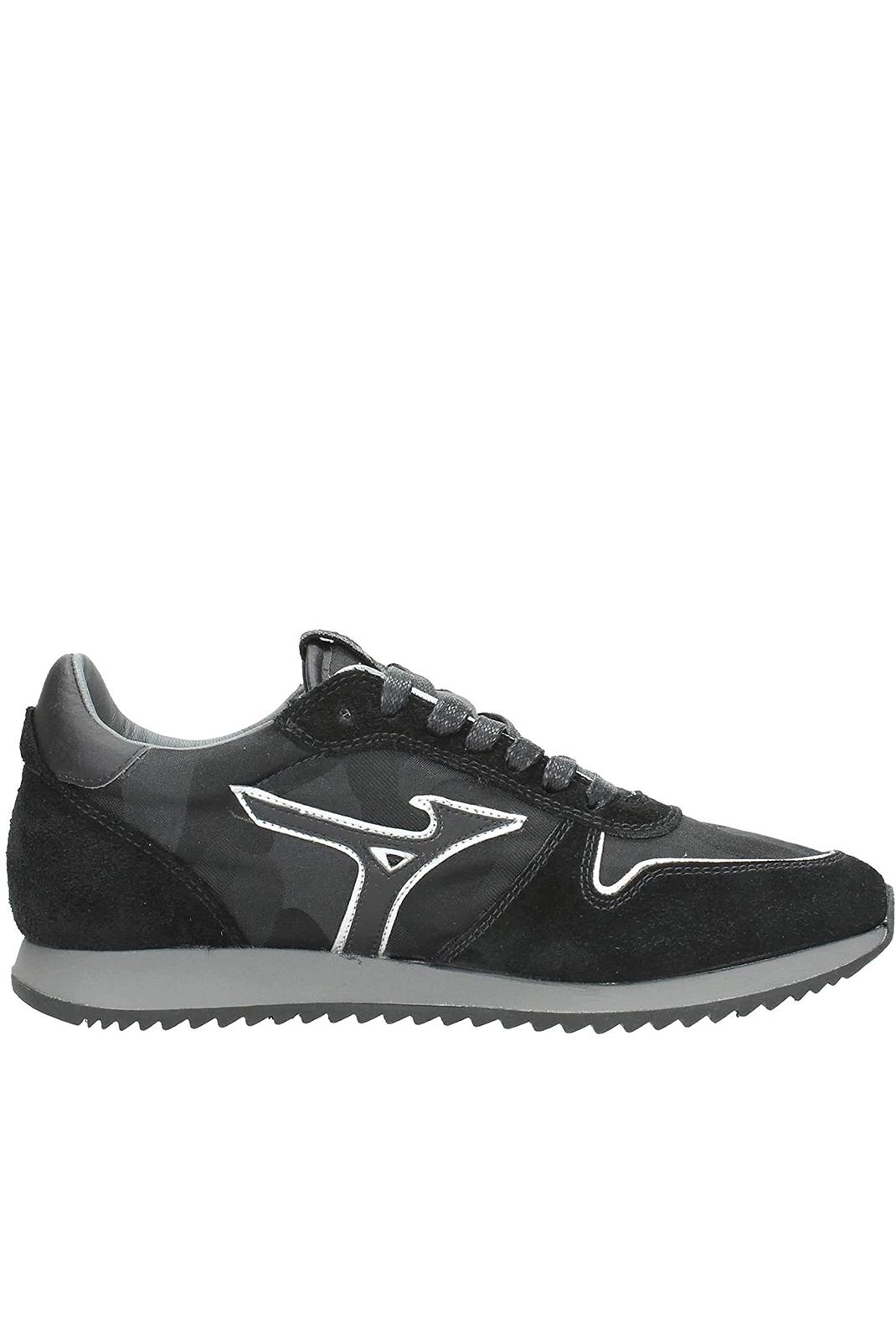 Chaussures   Mizuno D1GE181209 ETAMIN 2 GREY/BLACK/BLAC