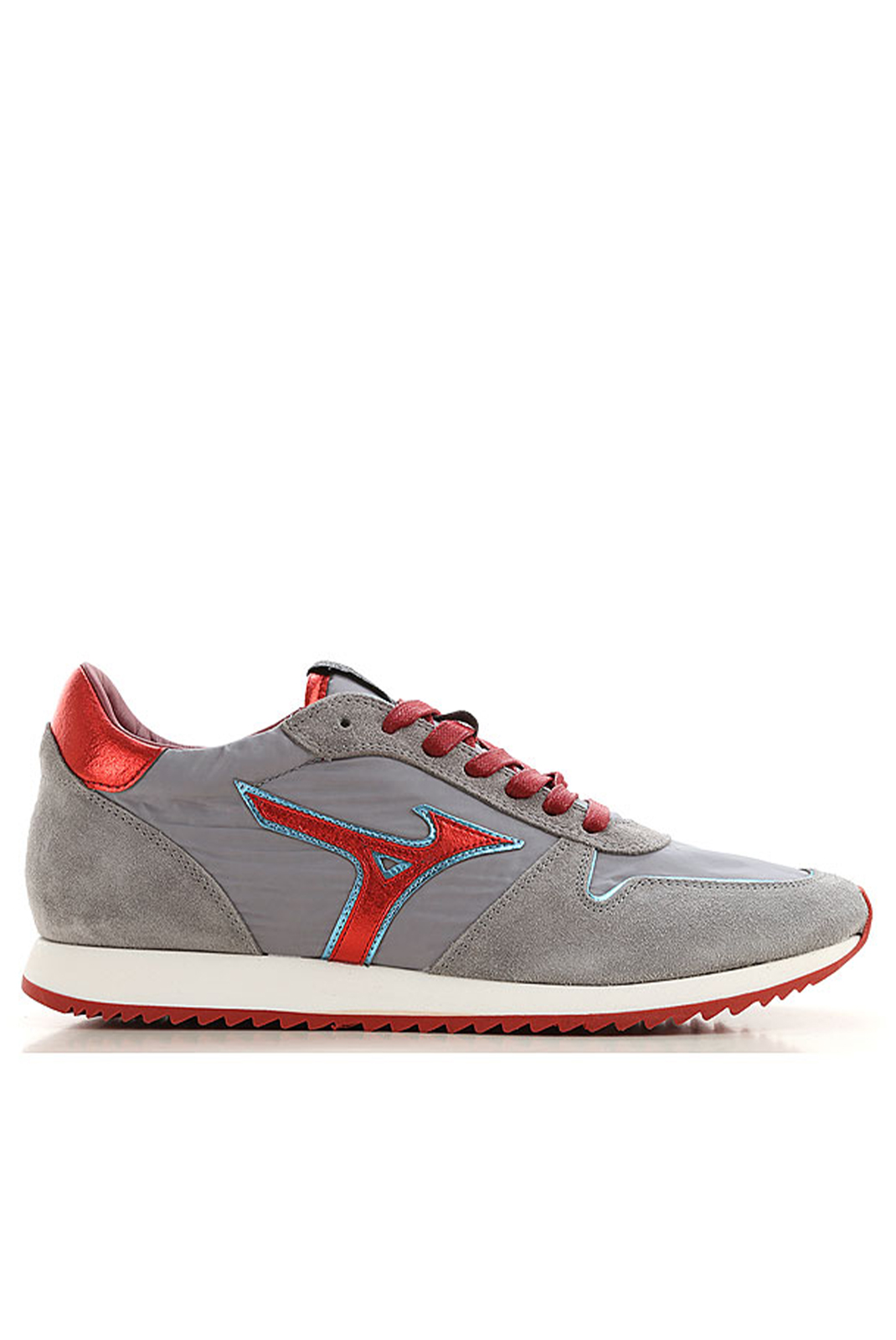 Chaussures   Mizuno D1GE181262 ETAMIN 2 ETAMIN 2 BA RED/GREY/GREY