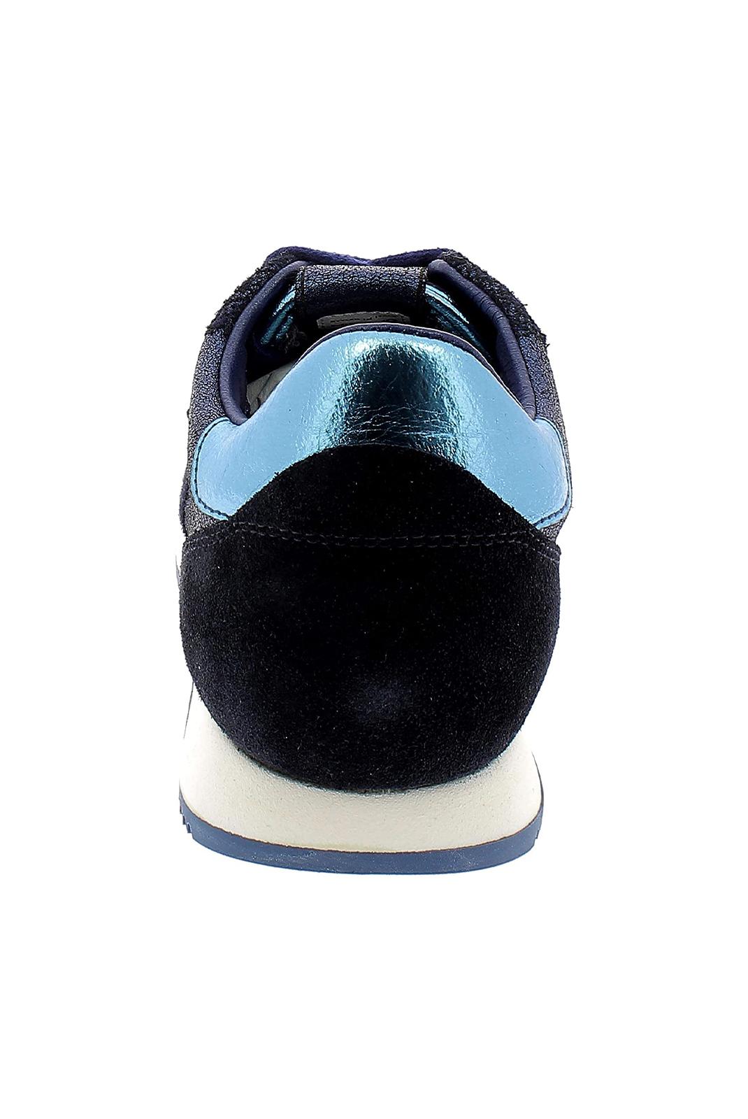 Chaussures   Mizuno D1GE181627 SAIPH 3  BLUE/BLUE/BLUE