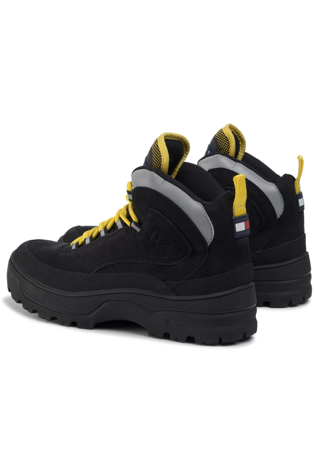 Chaussures de ville  Tommy Jeans EM0EM00301 BLACK