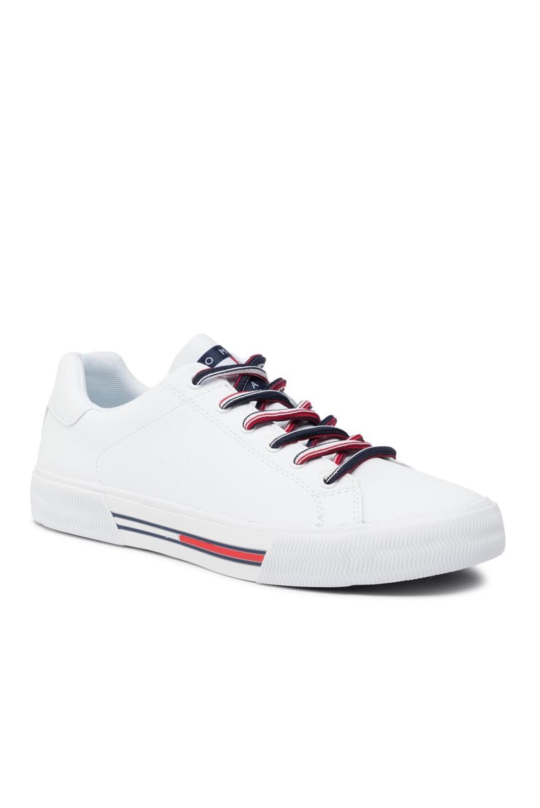 Baskets / Sport  Tommy Jeans EM0EM00389 YBS White