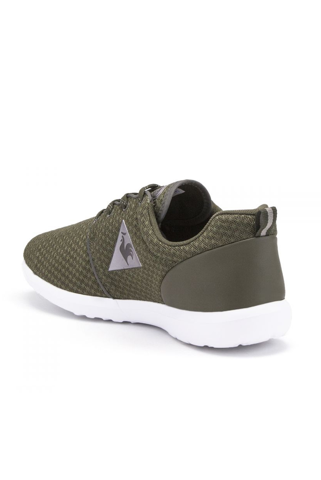 Baskets / Sneakers  Le coq sportif 1910785 DYNACOMF METALLIC OLIVE NIGHT / OLD SILVER
