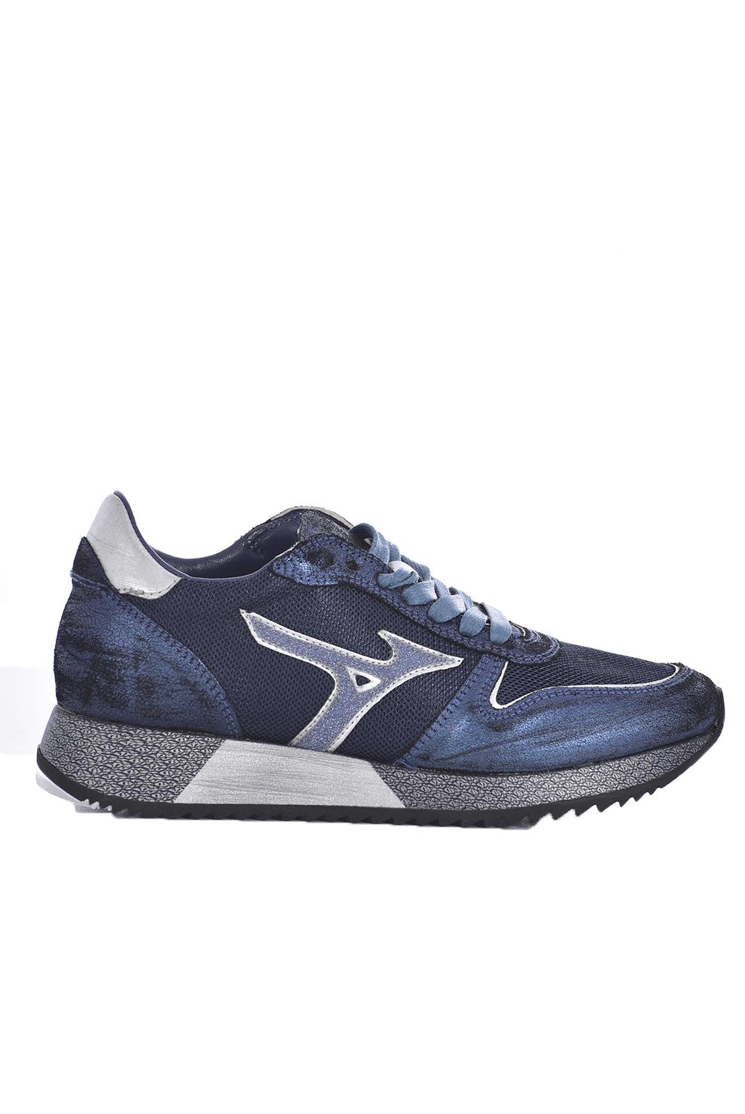 Baskets / Sneakers  Mizuno D1GE181127 ETAMIN 2  ETAMIN 2LI WOS BLUE/BLUE/B