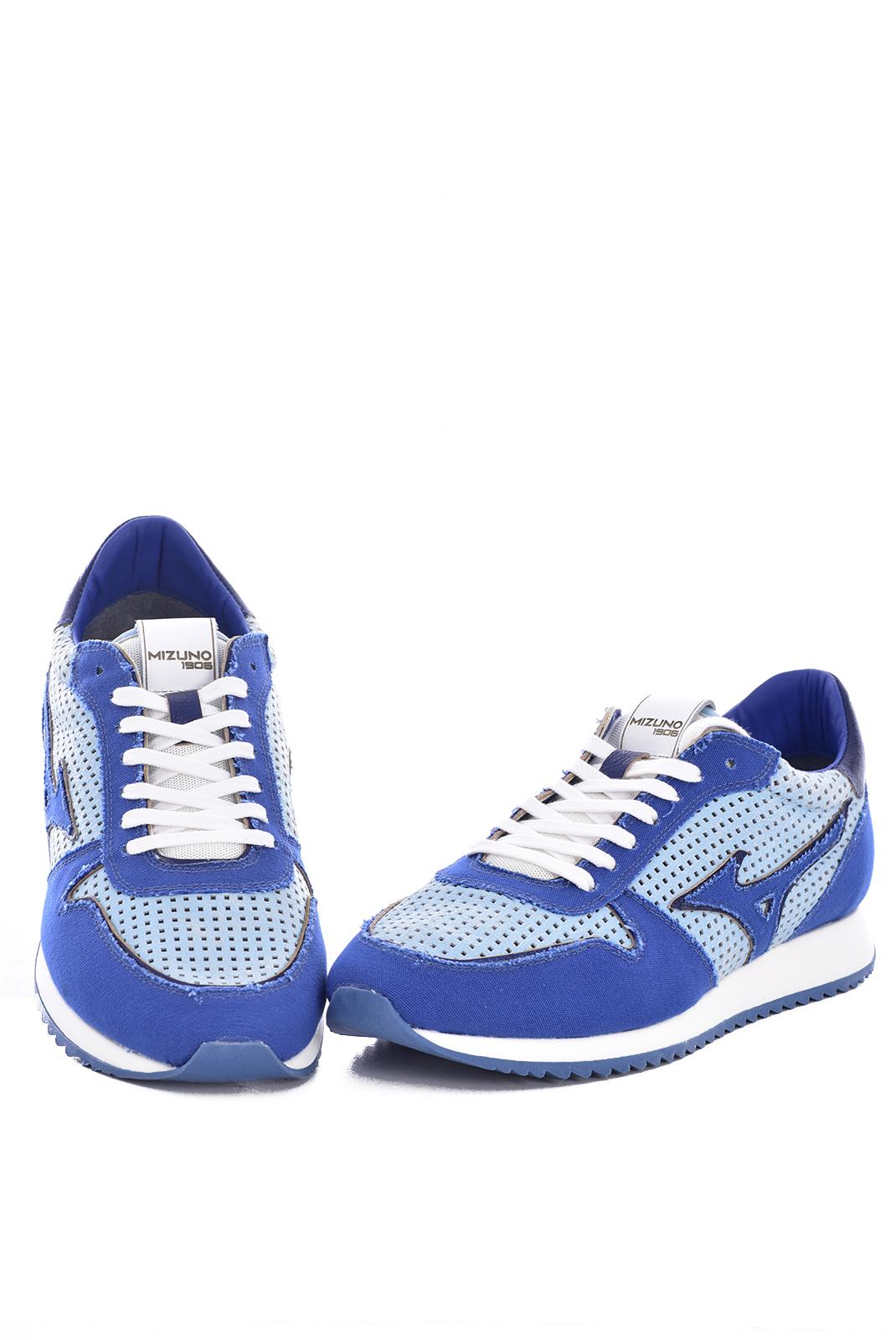 Chaussures   Mizuno D1GB196026 ETAMIN ETAMIN PERFOR LIGHT BLUE/BL