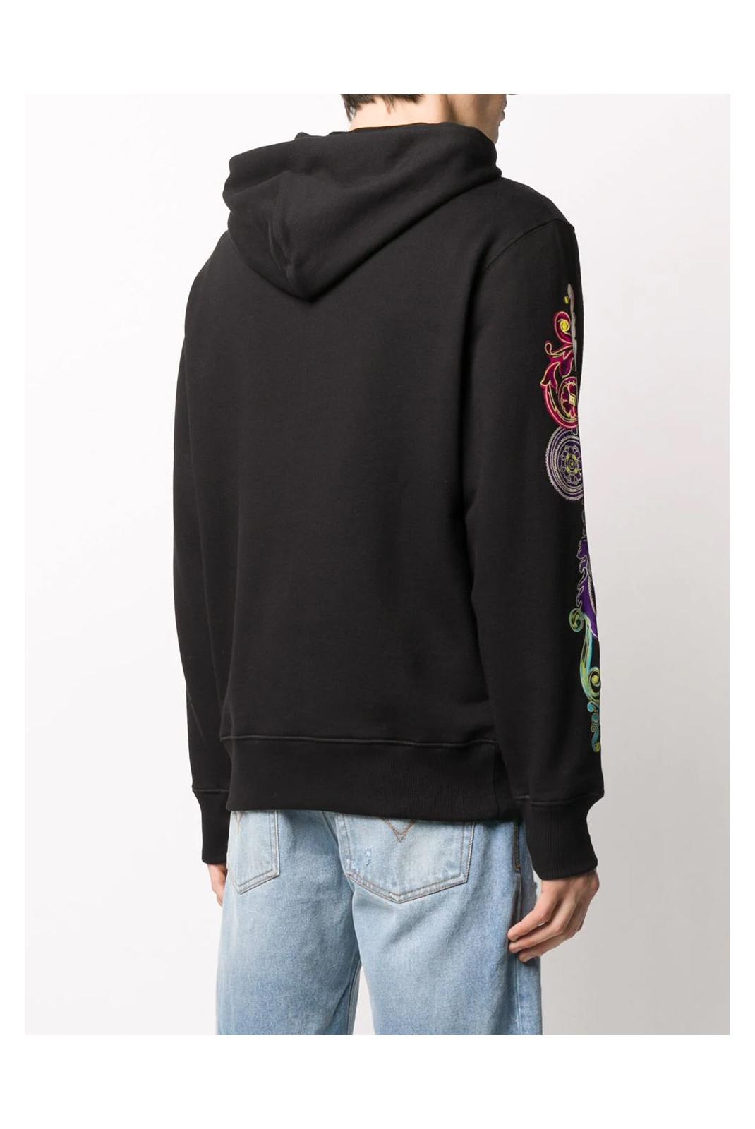 Sweatshirts  Versace Jeans B7GVB7EC NOIR