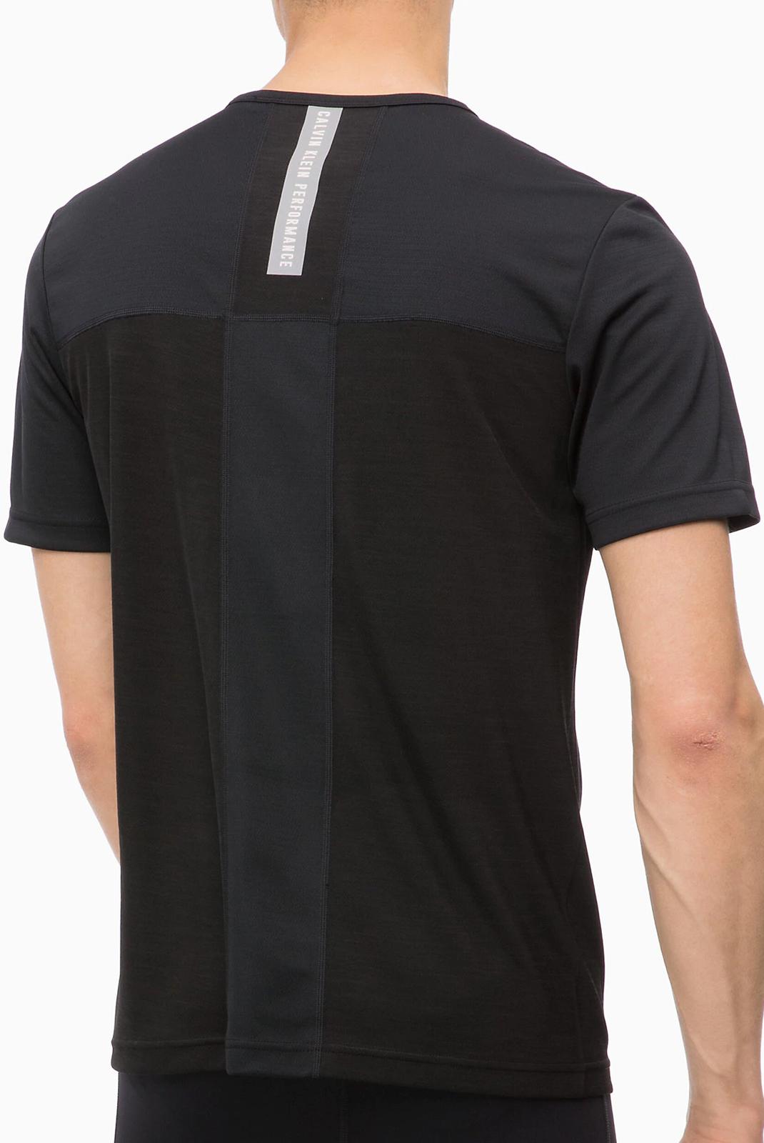 T-S manches courtes  Calvin klein 00GMS8K104-007 Black