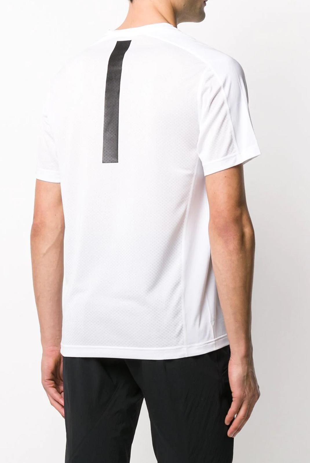 T-S manches courtes  Calvin klein 00GMS8K145-100 Bright White