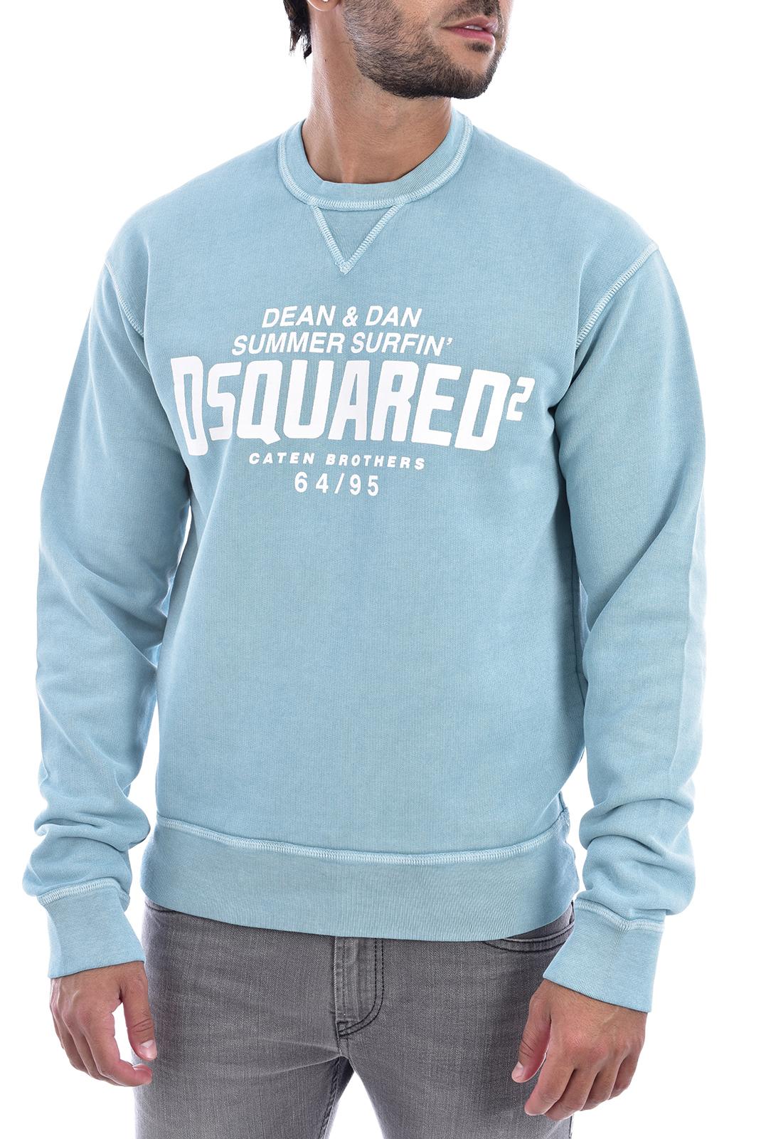 Sweatshirts  Dsquared2 S71GU0140 539 VERT