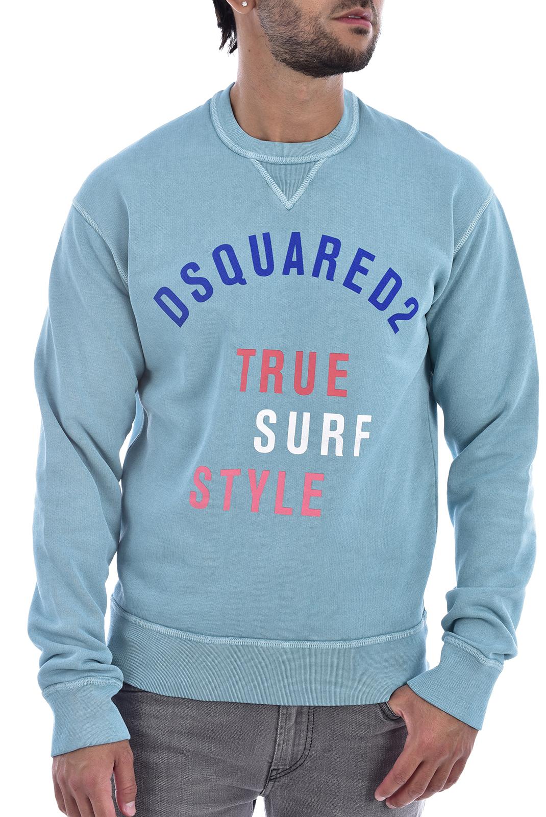 Sweatshirts  Dsquared2 S71GU0142 539 VERT
