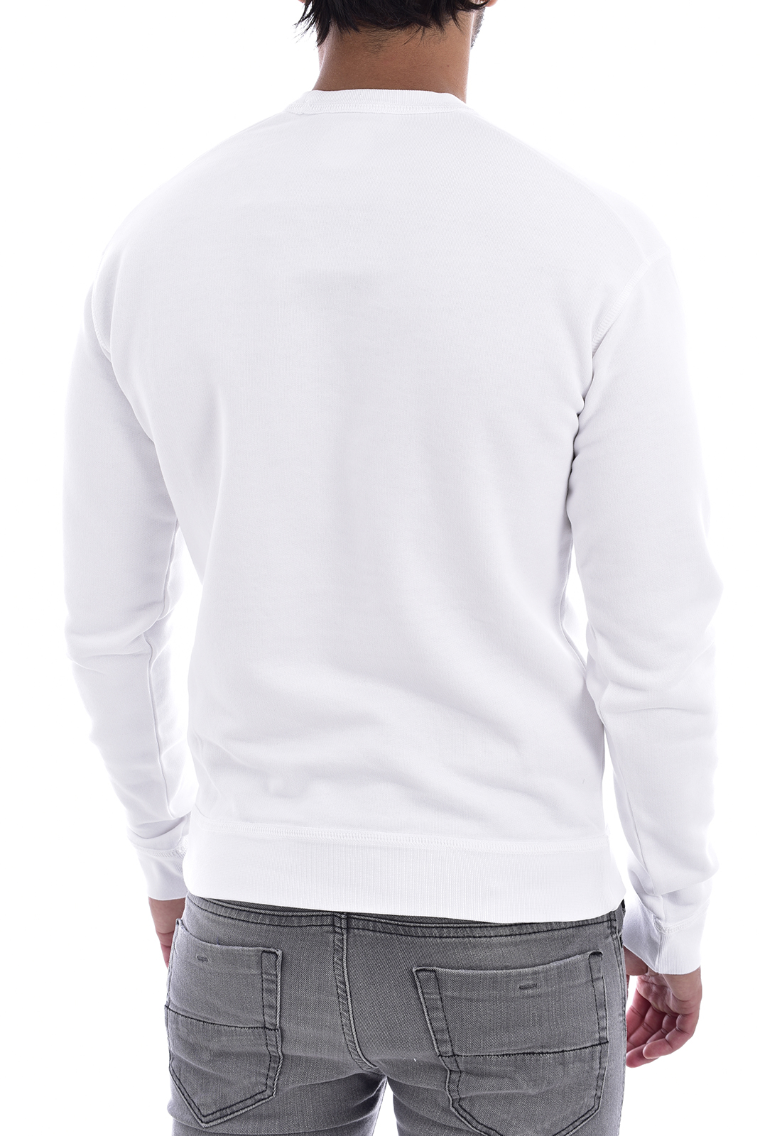 Sweatshirts  Dsquared2 S74GU0157 100 BLANC
