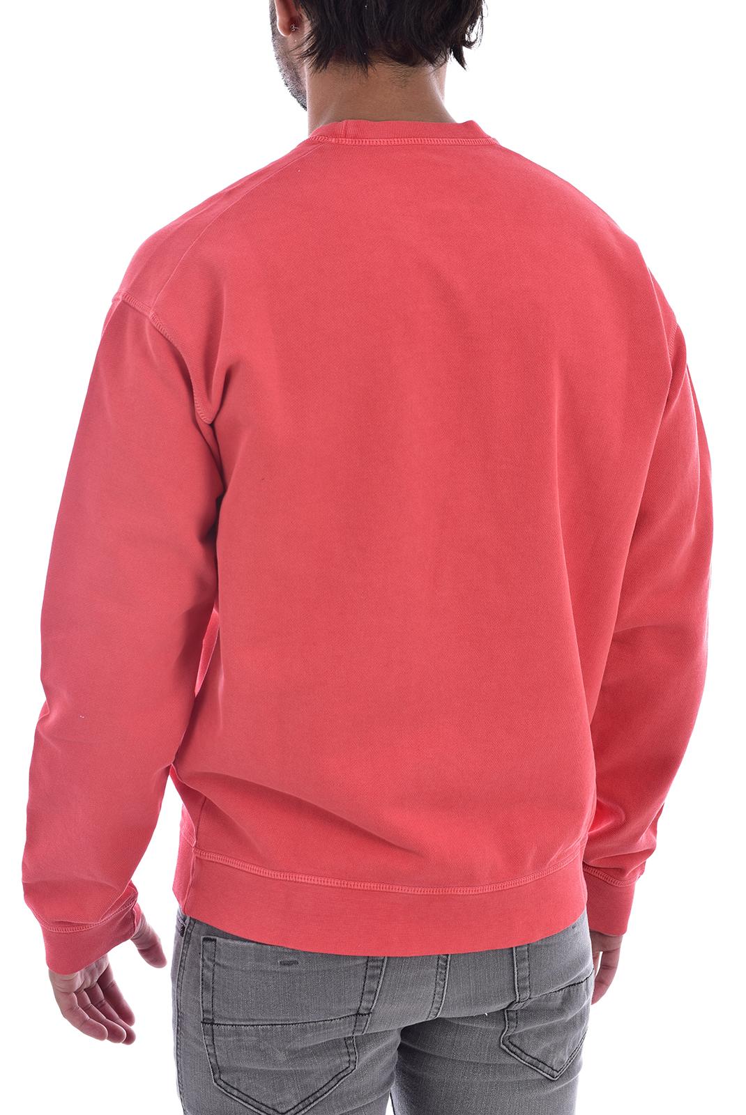Sweatshirts  Dsquared2 S74GU0108 304 ROUGE