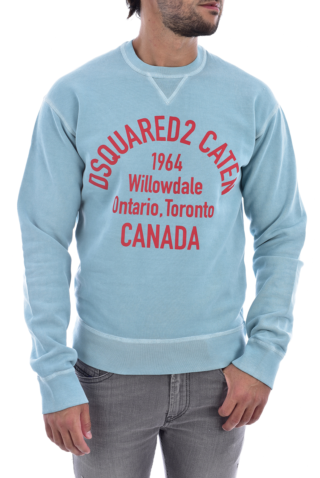 Sweatshirts  Dsquared2 S71GU0141 539 VERT