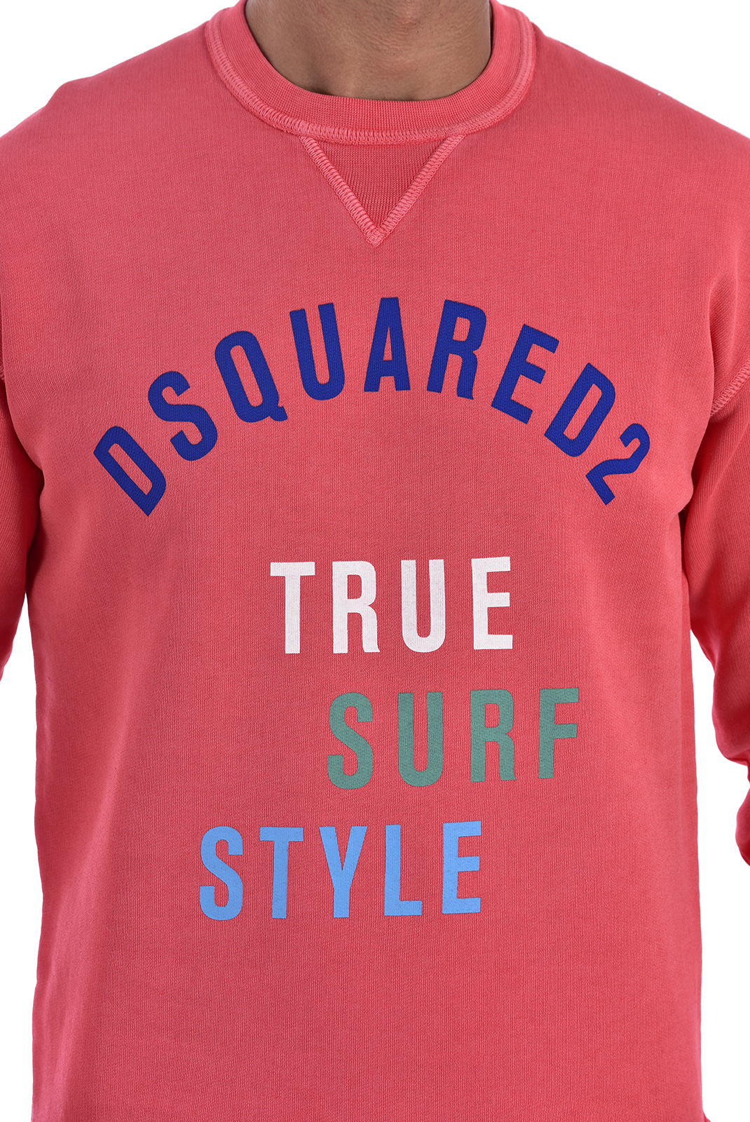 Sweatshirts  Dsquared2 S71GU0142 303 ROUGE