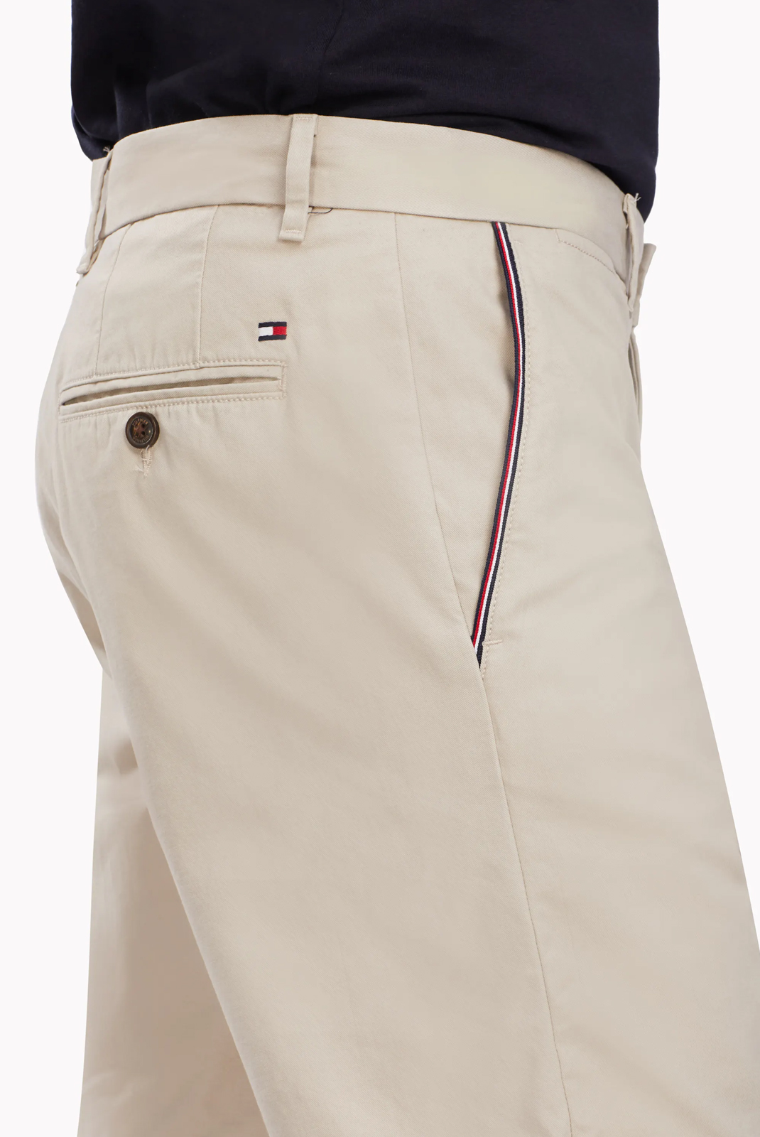 Homme  Tommy Jeans MW0MW12661 AEP Stone