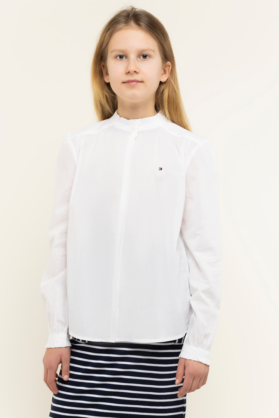 Hauts  Tommy Jeans KG0KG04980 YAF Bright White
