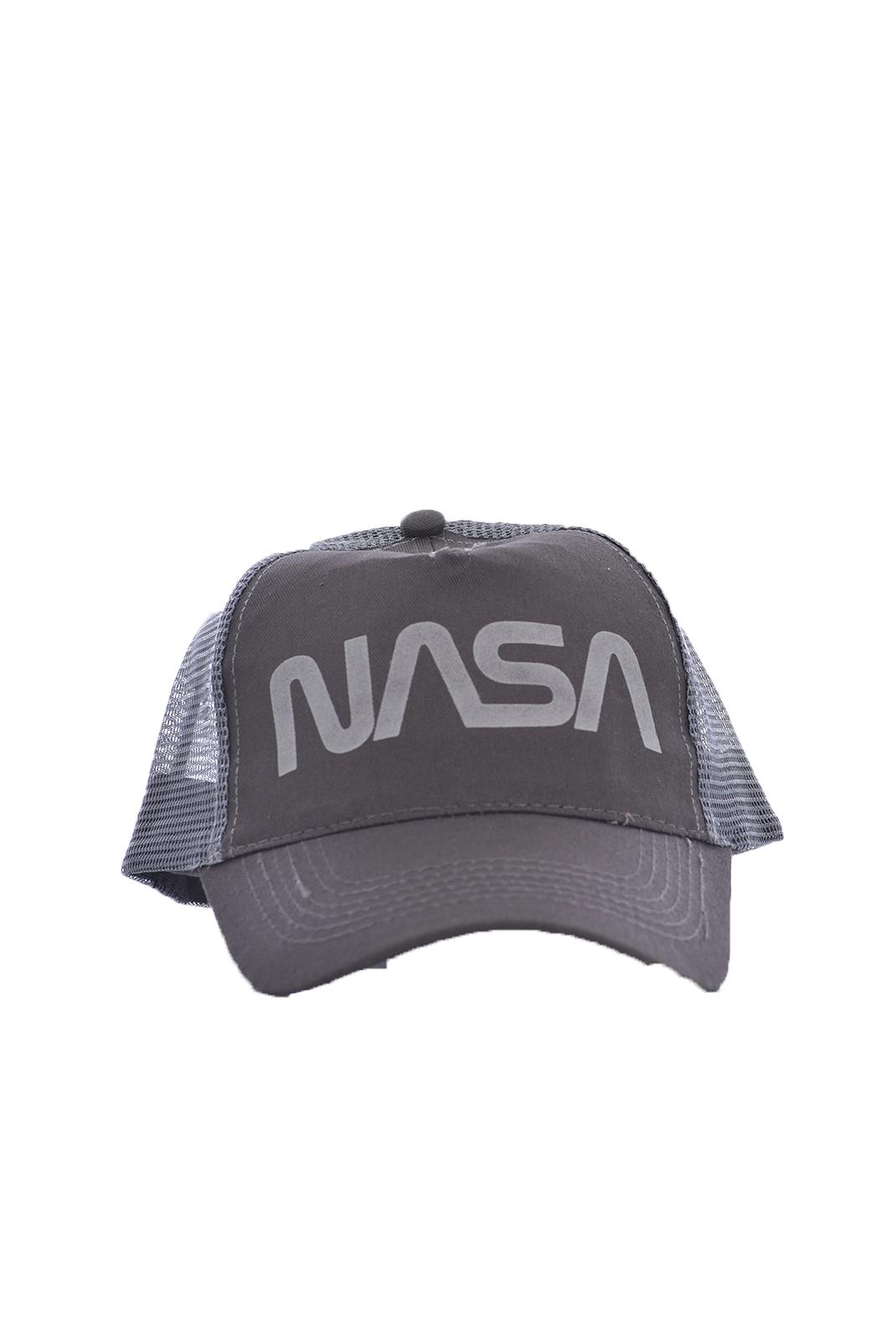 Bonnets / Casquettes  Nasa FILET-WORM CAP ANTRHACITE