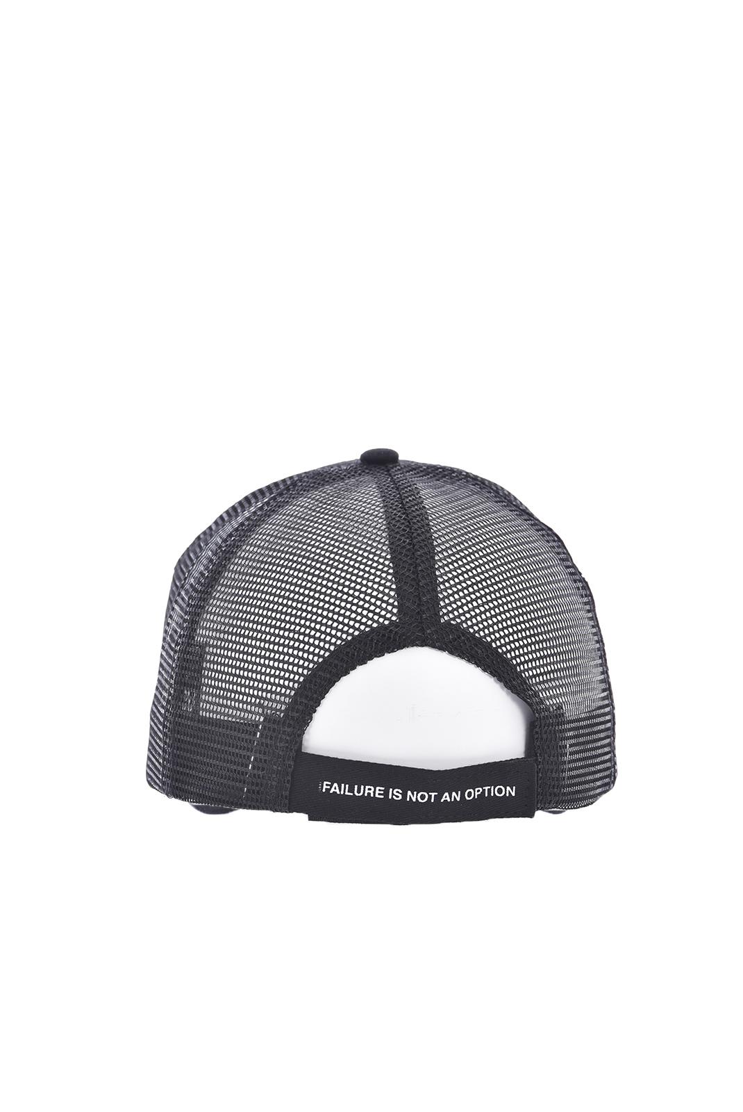 Bonnets / Casquettes  Nasa FILET-WORM CAP BLACK