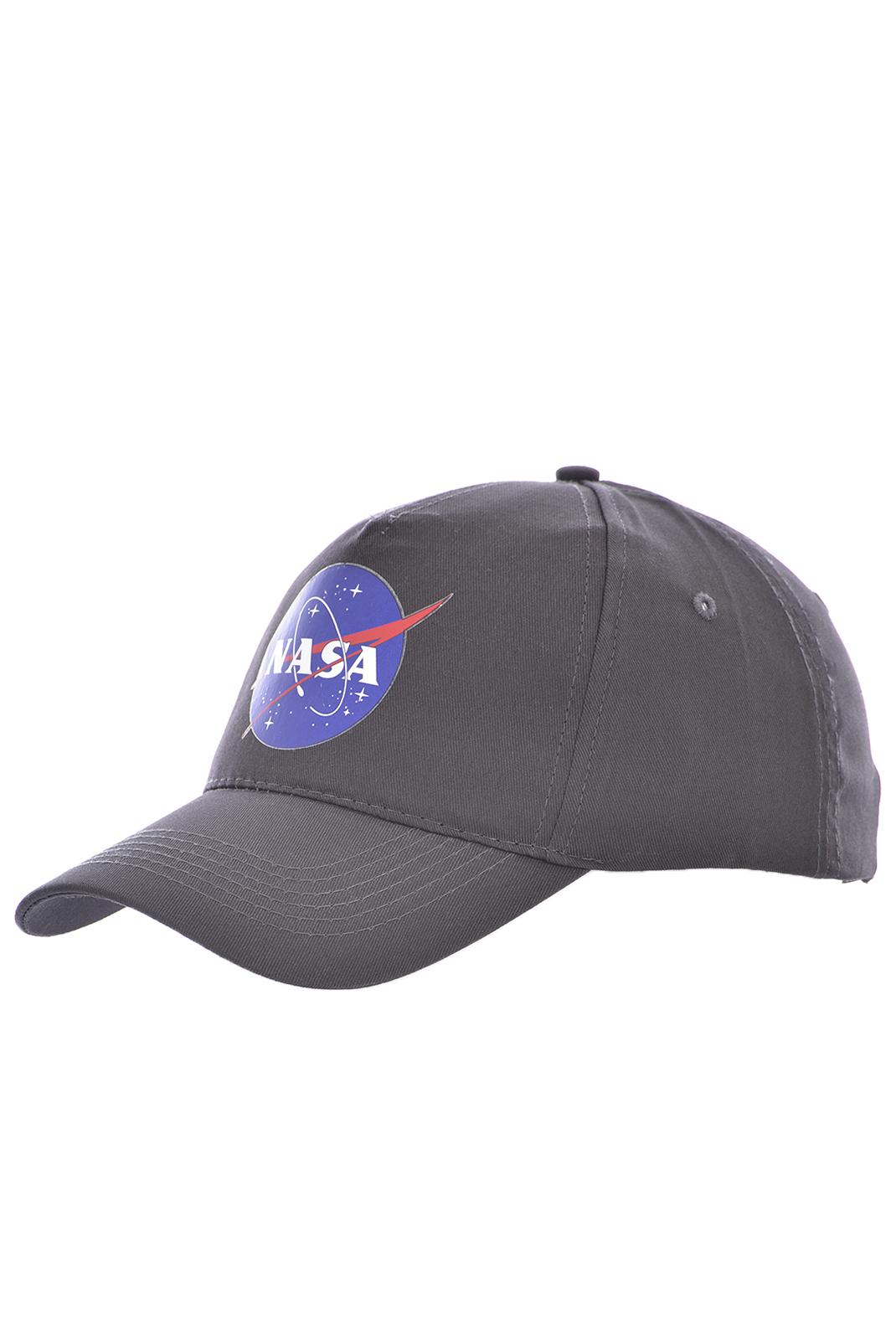 Bonnets / Casquettes  Nasa BASIC-BALL CAP ANTRHACITE