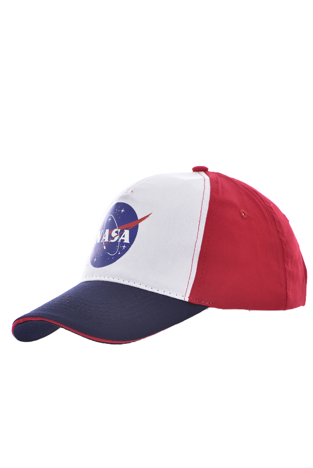 Bonnets / Casquettes  Nasa MULTI-BALL CAP WHITE
