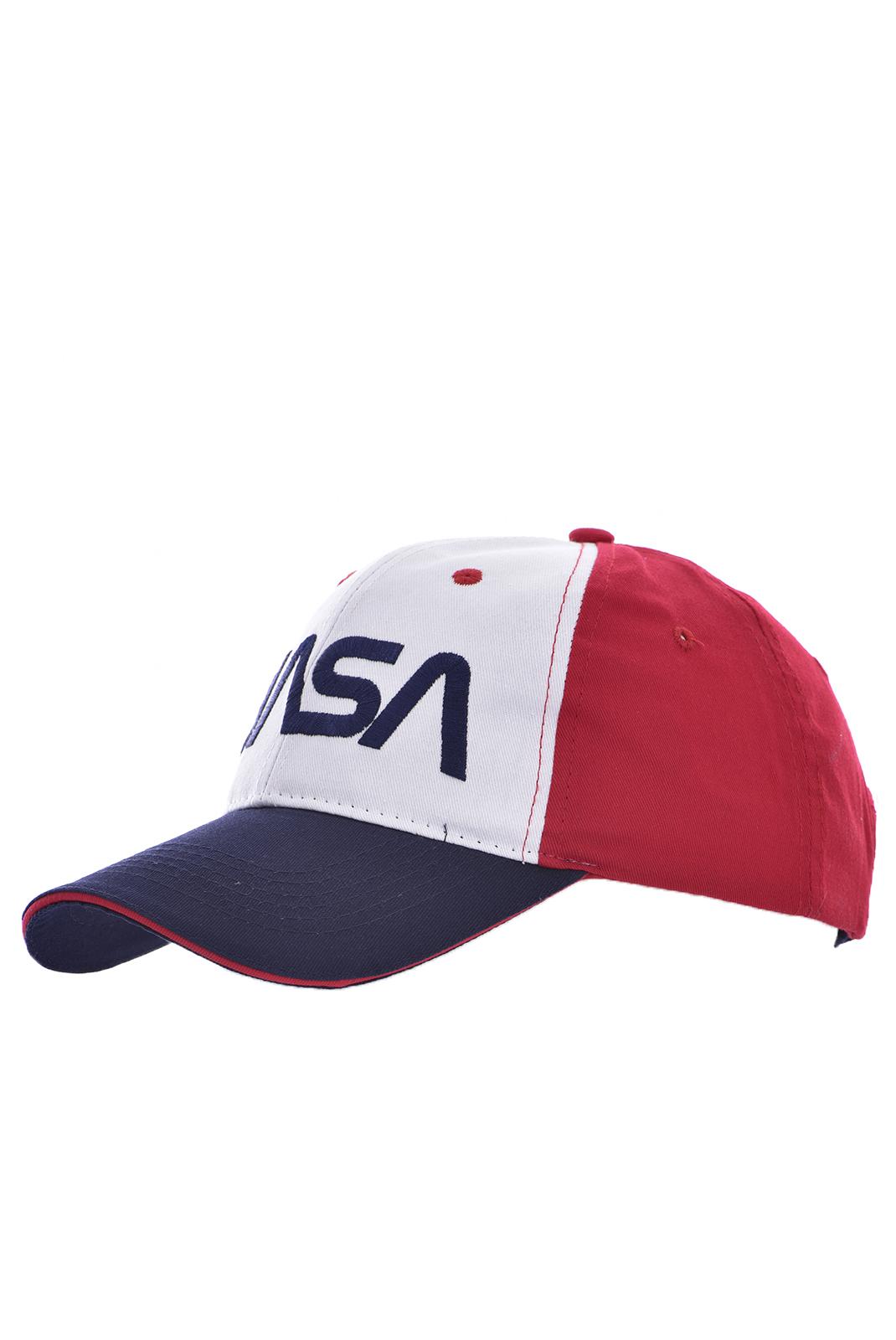 Bonnets / Casquettes  Nasa MULTI-WORM CAP WHITE