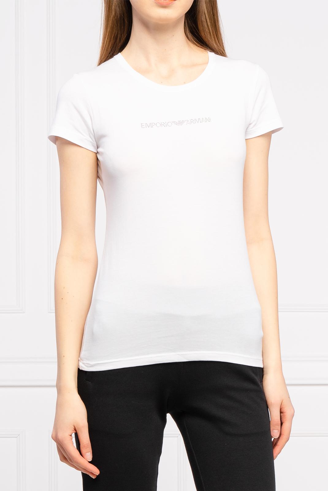 Tee shirt  Emporio armani 163139 0P263 00010 BIANCO