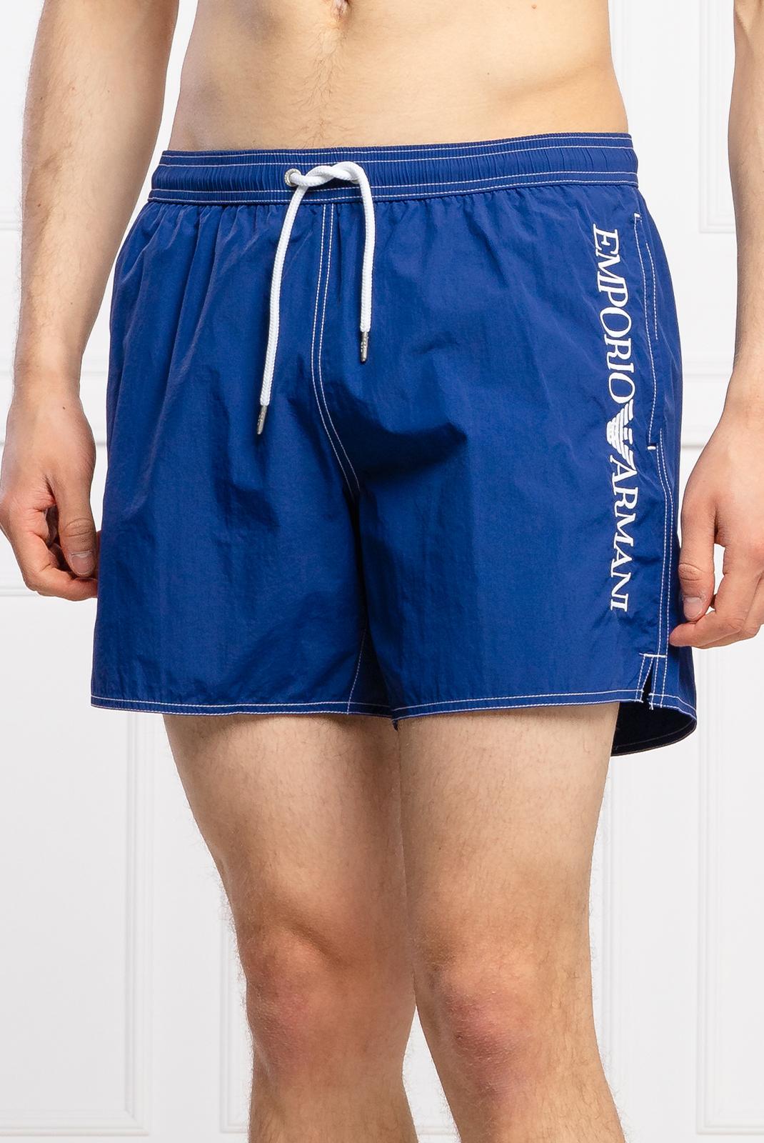 Shorts de bain  Emporio armani 211740 0P422 04433 COBALTO