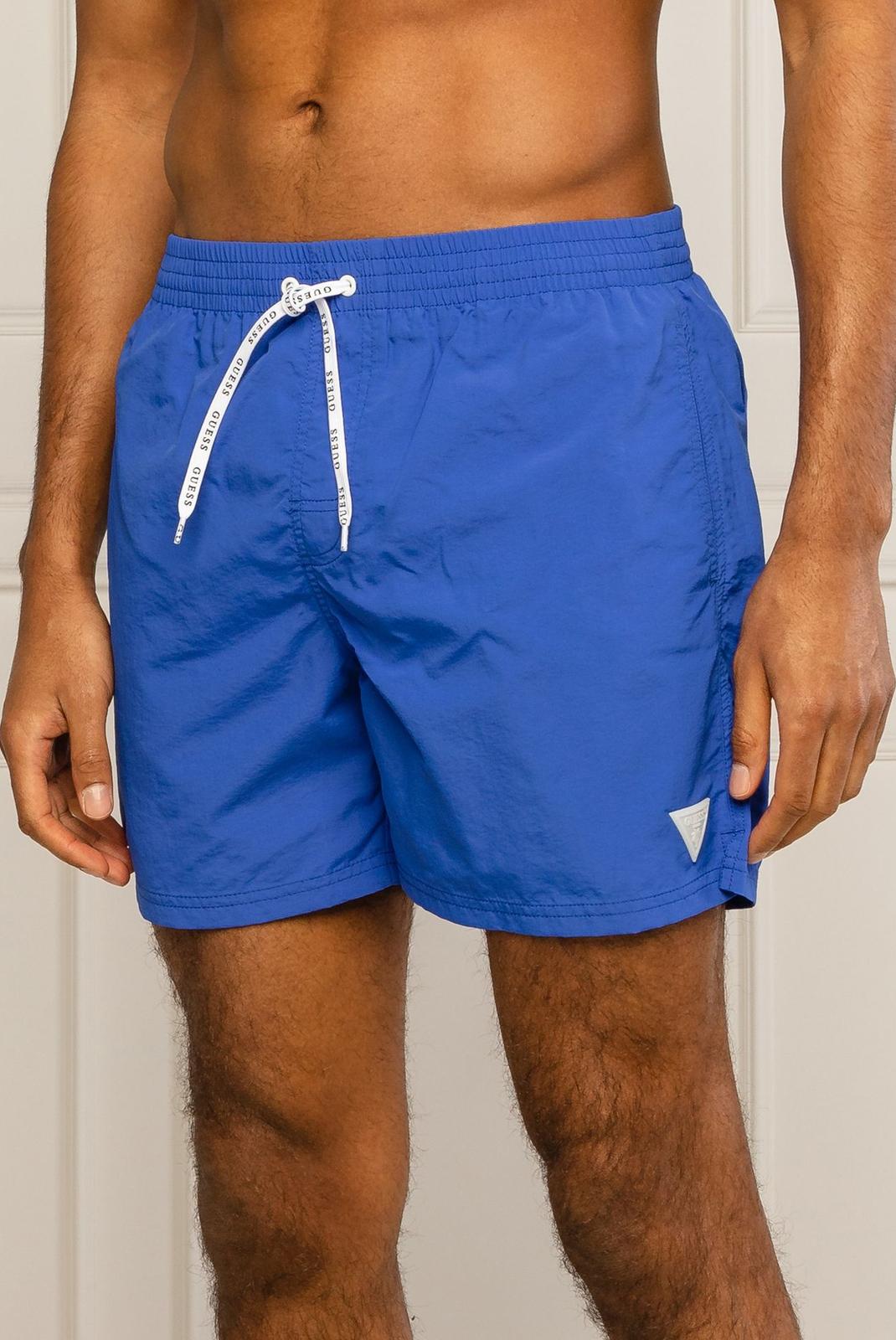 Shorts de bain  Guess jeans F02T00 TEL27 G7R4 BRIGHT ZAFFRE