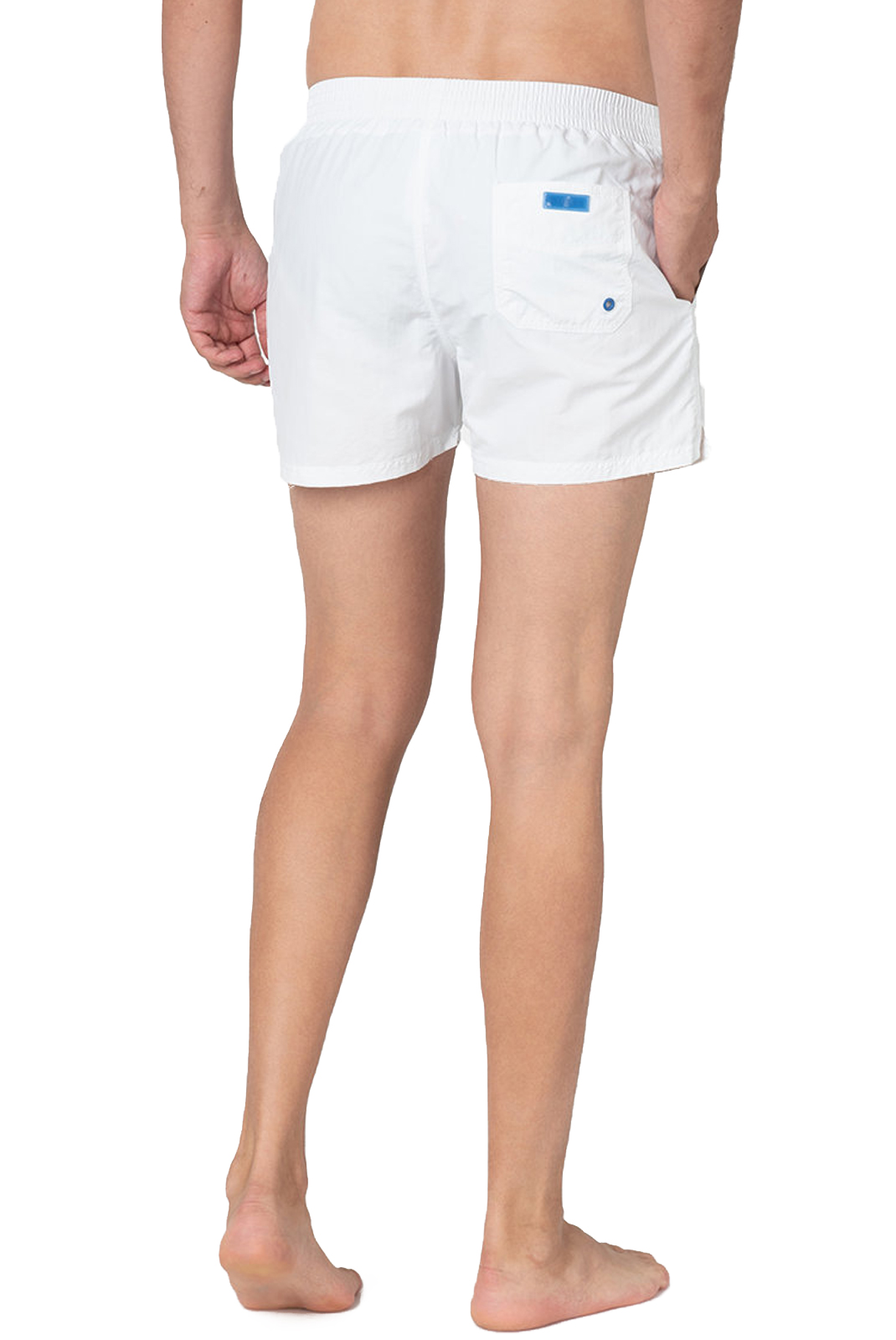 Shorts de bain  Guess jeans F02T00 TEL27 A009 OPTIC WHITE